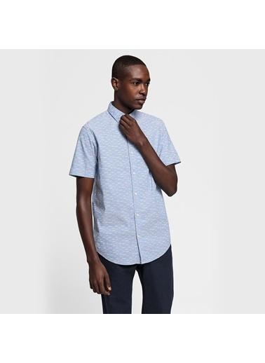 Gant Gömlek Mavi